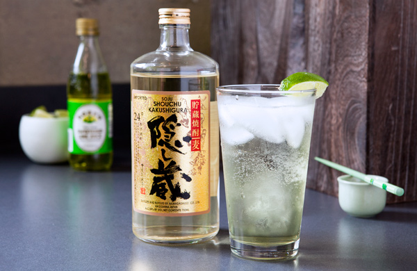 Searching for Shochu Cocktails in Chicago