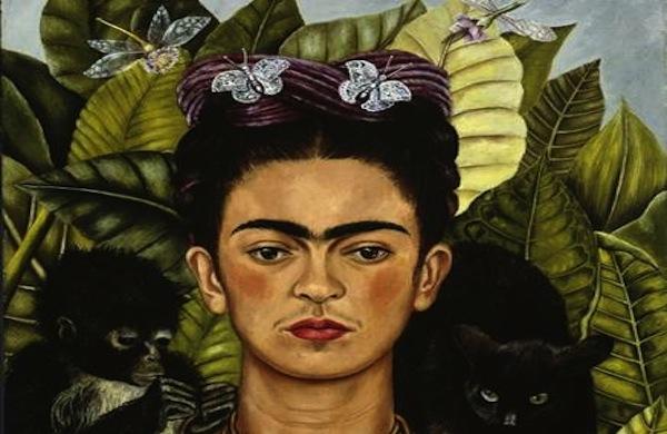 Frida Kahlo alle Scuderie del Quirinale di Roma