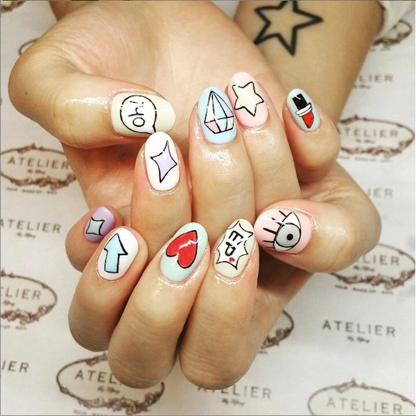 We Got Five on It: L.A.\'s Five Coolest Manicures