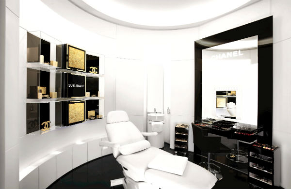 Institut Chanel Galeries Lafayette