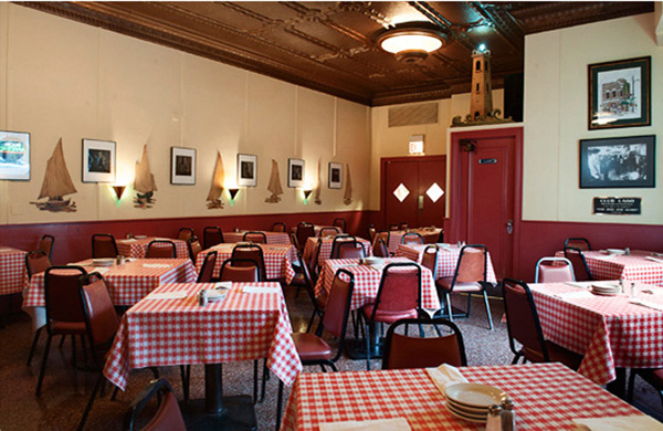 Top 10 Chicago Italian Restaurants Ranked By Old School Iness