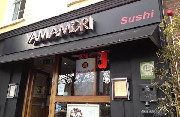 Sushi, Japanese food, Yamamori Sushi