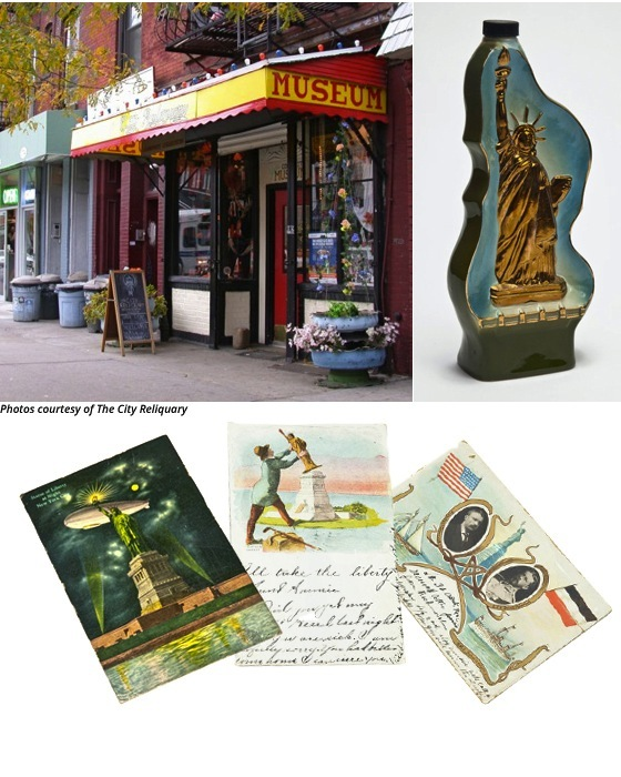 Curiosity Shop: Williamsburg's City Reliquary