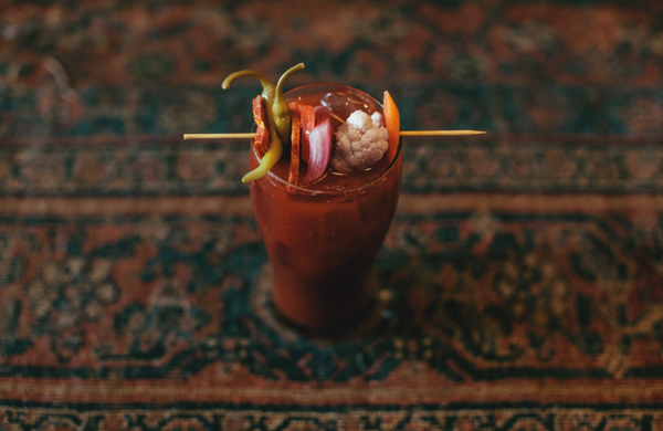 The Bloody Maria at Trenchermen in Wicker Park