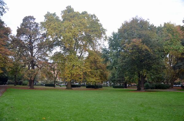 Römerpark Köln Südstadt