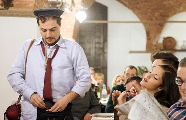 Cena con delitto a Firenze: tre compagnie che la organizzano