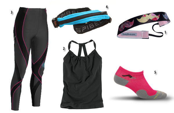 Sweat in Style: Five Fun Additions to Workout Wardrobes