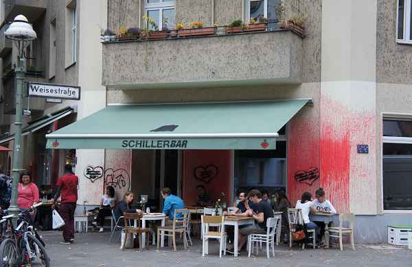 Schillerbar in Neukölln