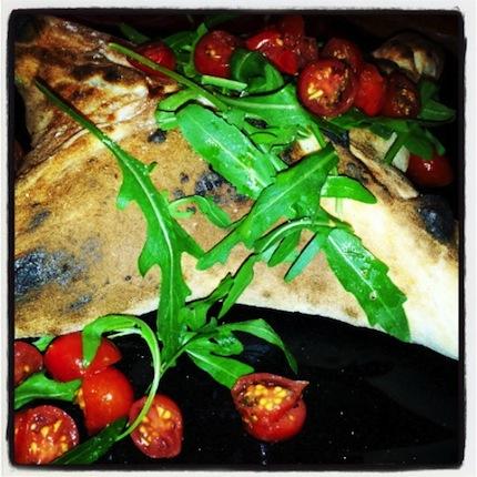 Menu pizza di Starita a Napoli