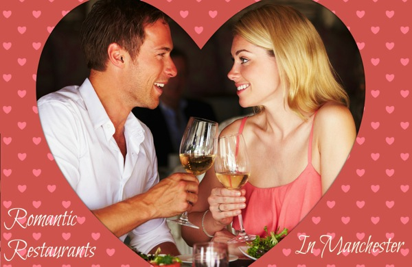 Romantic Restaurants in Manchester for Date Night