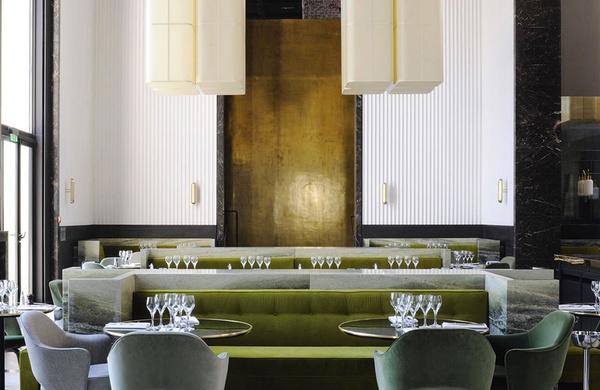 restaurant français paris monsieur bleu