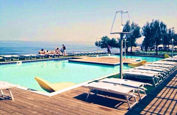 Il Nabilah Beach Club di Bacoli per divertirsi da mattina a notte