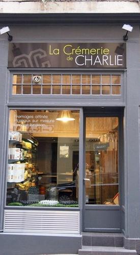 La crèmerie de Charlie