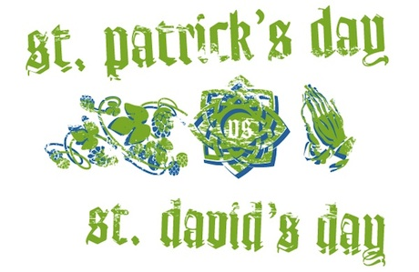 Celtic Feast Day Face-Off: St. Patrick's Day vs. St. David's Day