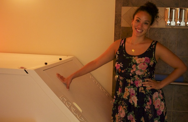 Five Things I Learned from Spending an Hour in a Float Tank