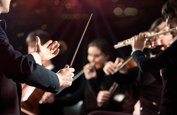 Surprise! Orchestras Also Play Modern Music