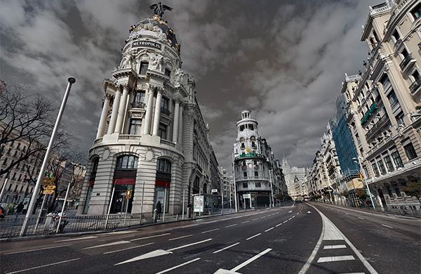 Recorrido 'de Cine' por Madrid