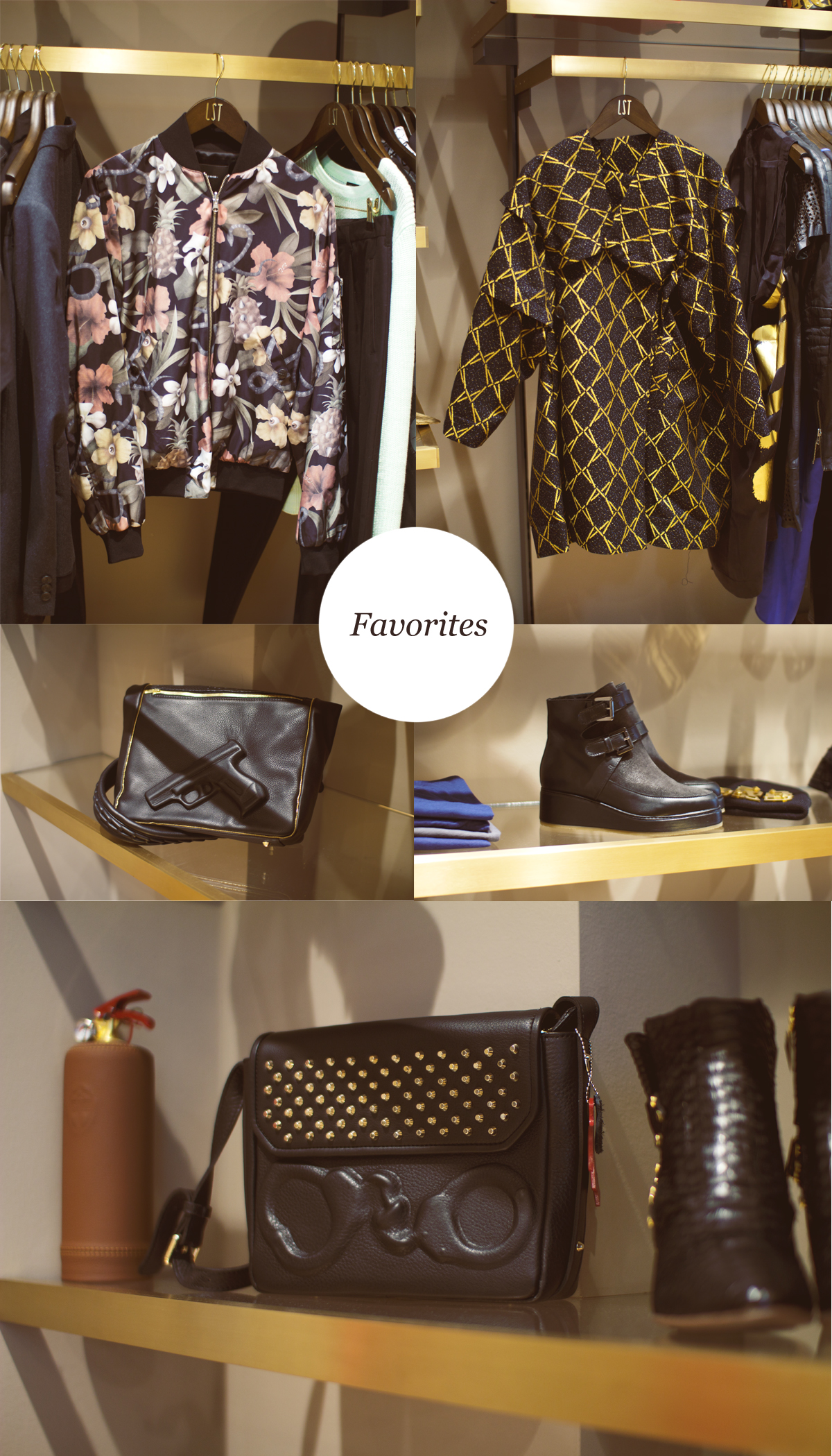 Mode im Gärtnerplatzviertel - LST-Store und Simón Ese
