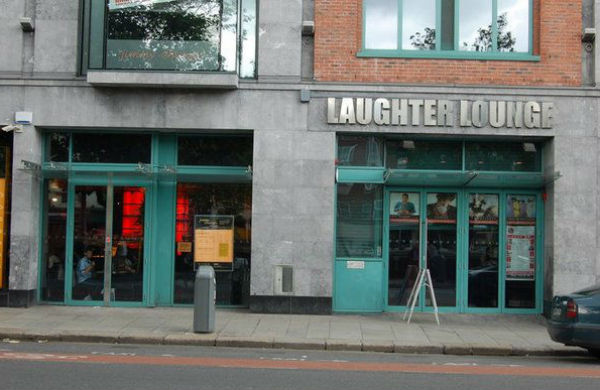 Dublin's Most Authentic Comedy Club