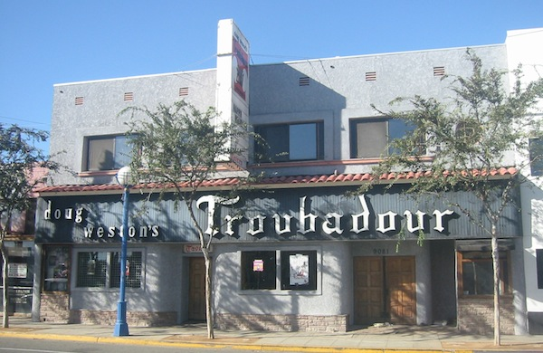 The Troubadour Is LA's Best Concert Venue (If Not Its Biggest)
