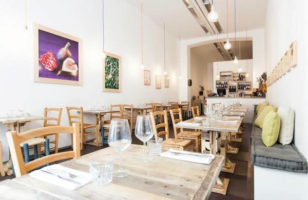 Il ristorante I Salentini a Milano