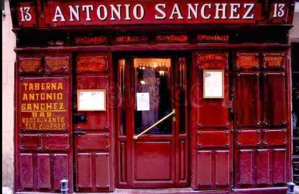El Madrid de las tabernas: un pasado muy vivo