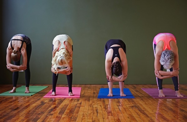 Yoga in Chorlton, Didsbury and Greater Manchester