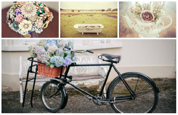10 Vintage Wedding Ideas for the Quirky Bride