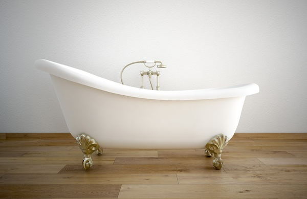 Stop Ignoring Your Bathtub. It Wants to Hang Out.