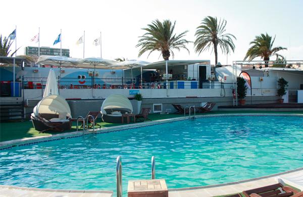 4 piscinas en Valencia para todos los gustos