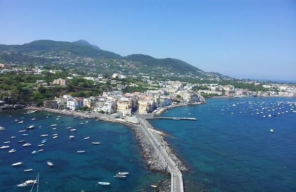 Le spiagge più belle e famose di Ischia