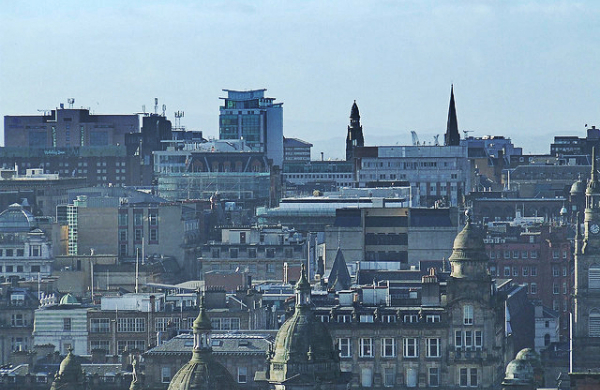 Glasgow Sights - 4 Restaurants with Great Views