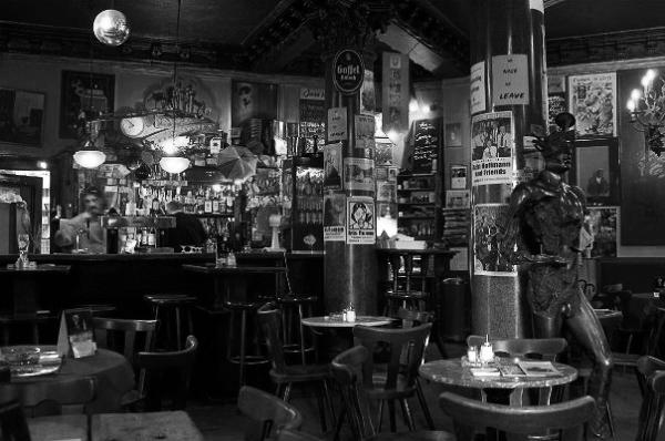 Yorkschlösschen, Jazz in Berlin