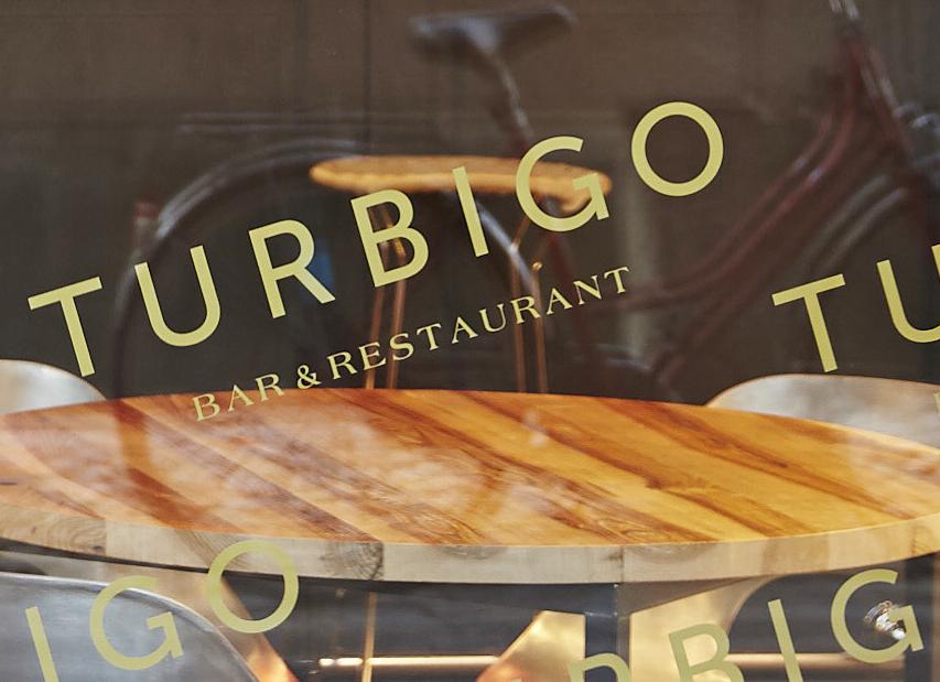 Turbigo, il ristorante sui Navigli per conquistare Milano