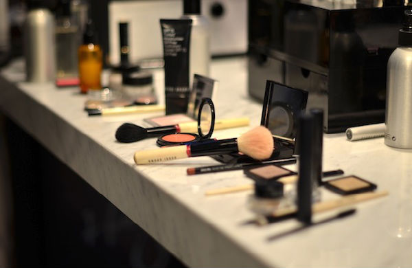 Bobbi Brown, sa boutique lyonnaise