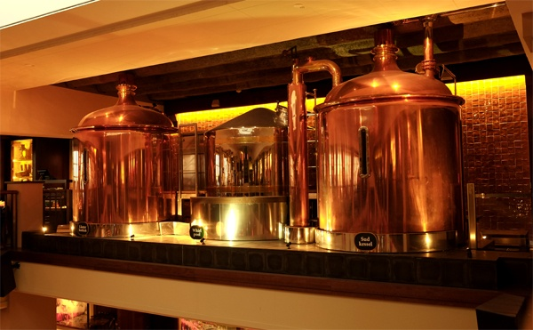 Brauerei auf St. Pauli