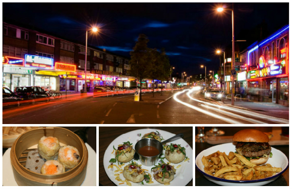 Where to Eat in Manchester - Late Night Edition