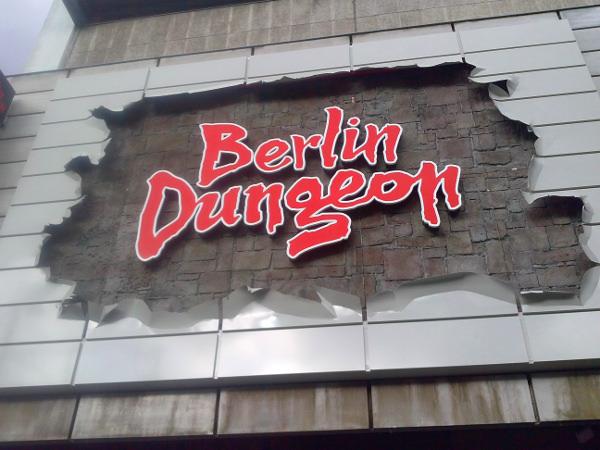 Zu Besuch im Berlin Dungeon