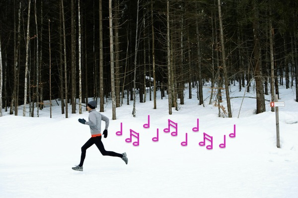 Heat Up Your Winter Workout with This Playlist