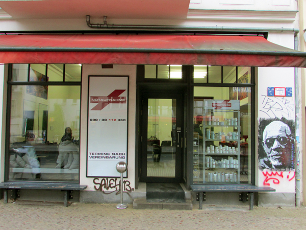 Friseur Notaufnahme in Berlin
