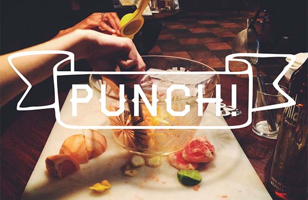 follow this mantra to make a bold boozy punch banner