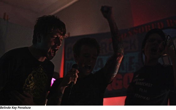 Never Mind the Jukebox: An Interview with Punk Rock Karaoke Chicago