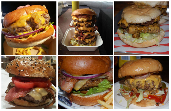 The Best Burgers in London - Hamburger Me's Best Bits