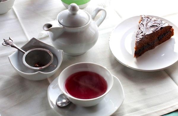 La Sala da tè 101 a Calcata, il posto da provare tra chiacchiere e relax