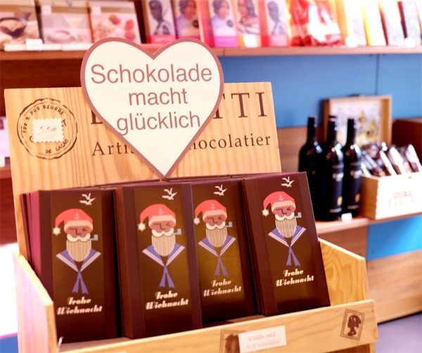 Schokovida in Hamburg