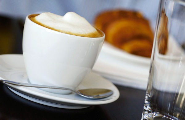 What's in a Cappuccino?