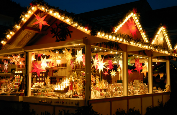 Christmas Markets Manchester - Festive Fun!