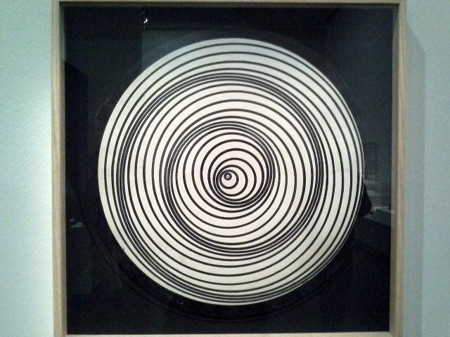 Rotorelief de Marcel Duchamp