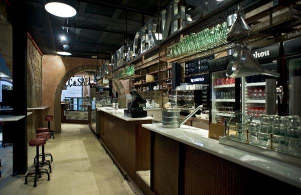 Top 10 tiendas y restaurantes en El Born - Barcelona