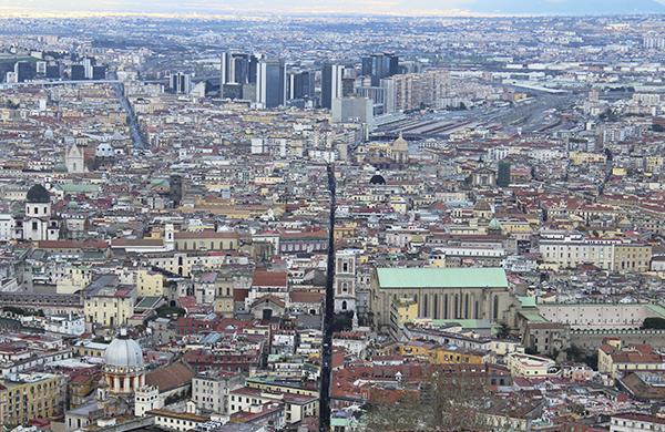 Napoli, 5 ristoranti per una cena romantica